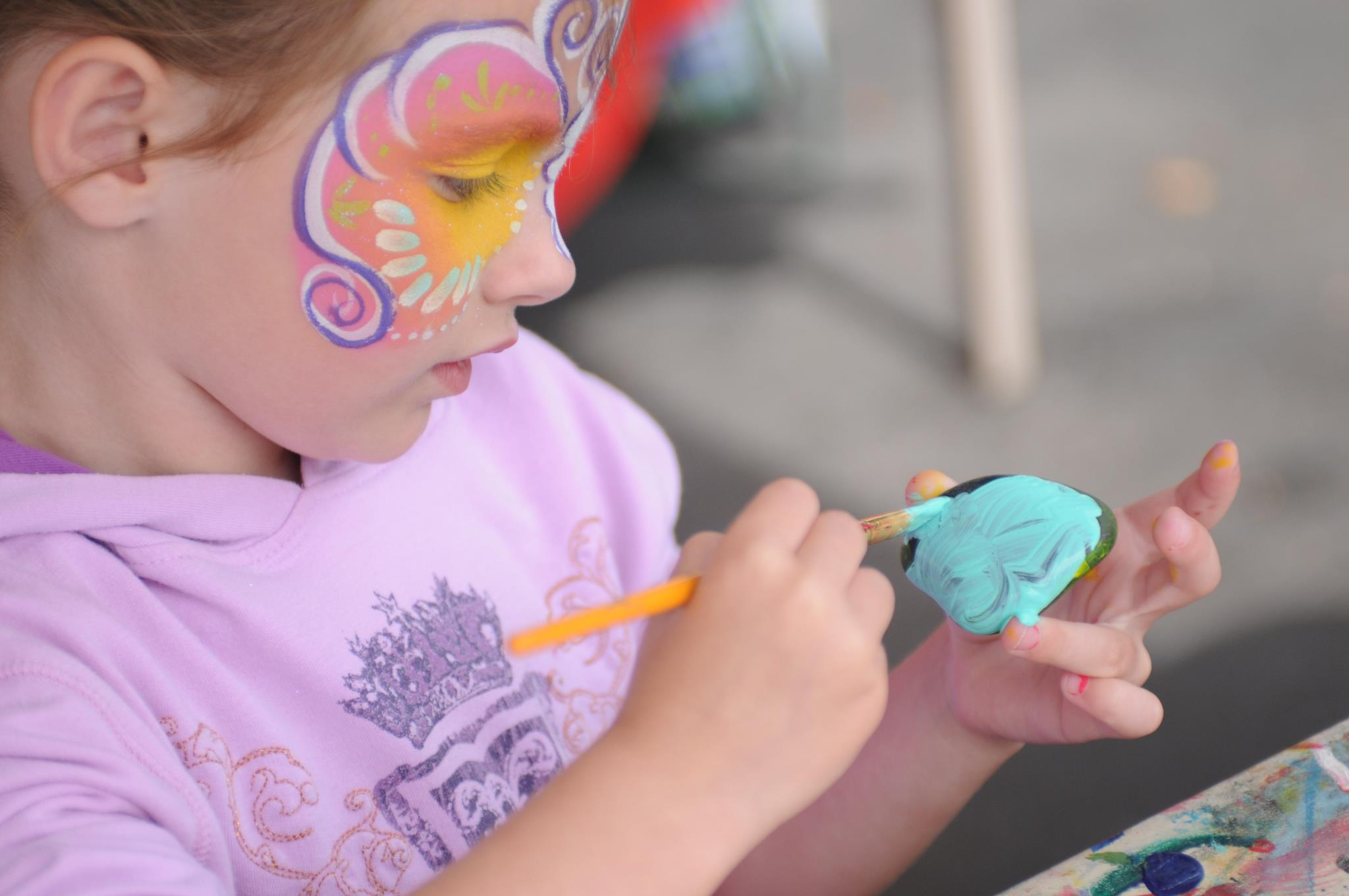 visual art lessons for kids