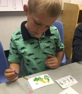 Art Teacher Training Program, Montessori course