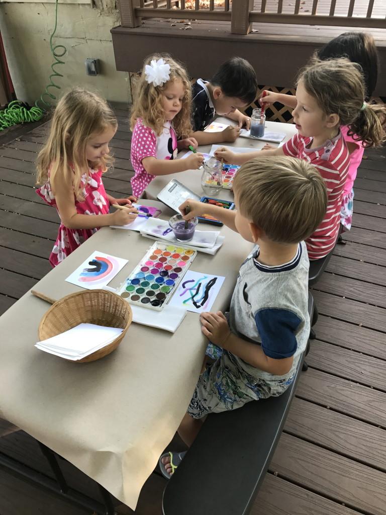 san diego art activités and art classes for children
