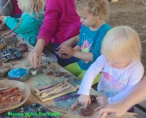 Art Teacher Training Program, Montessori lessons