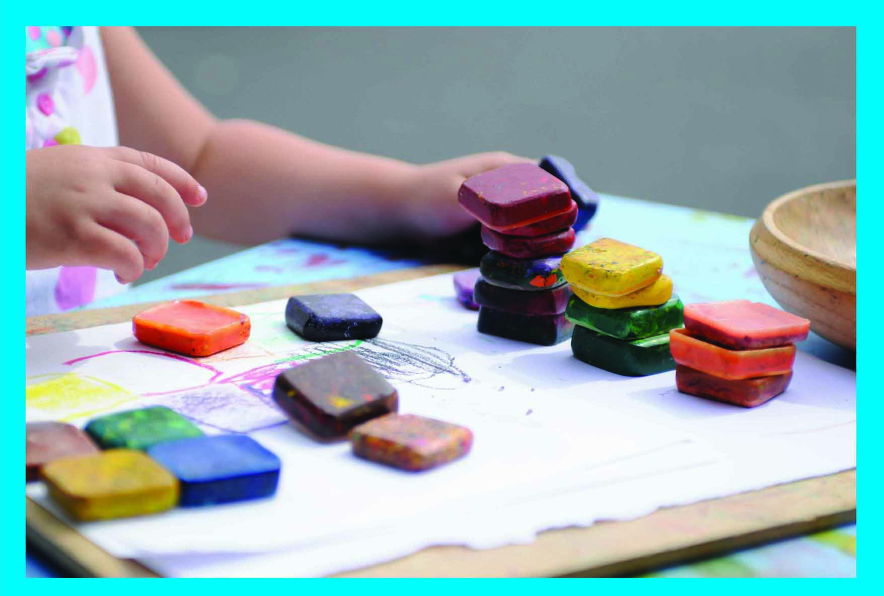 Best Square Crayons Blocks Hard for Toddlers to Break