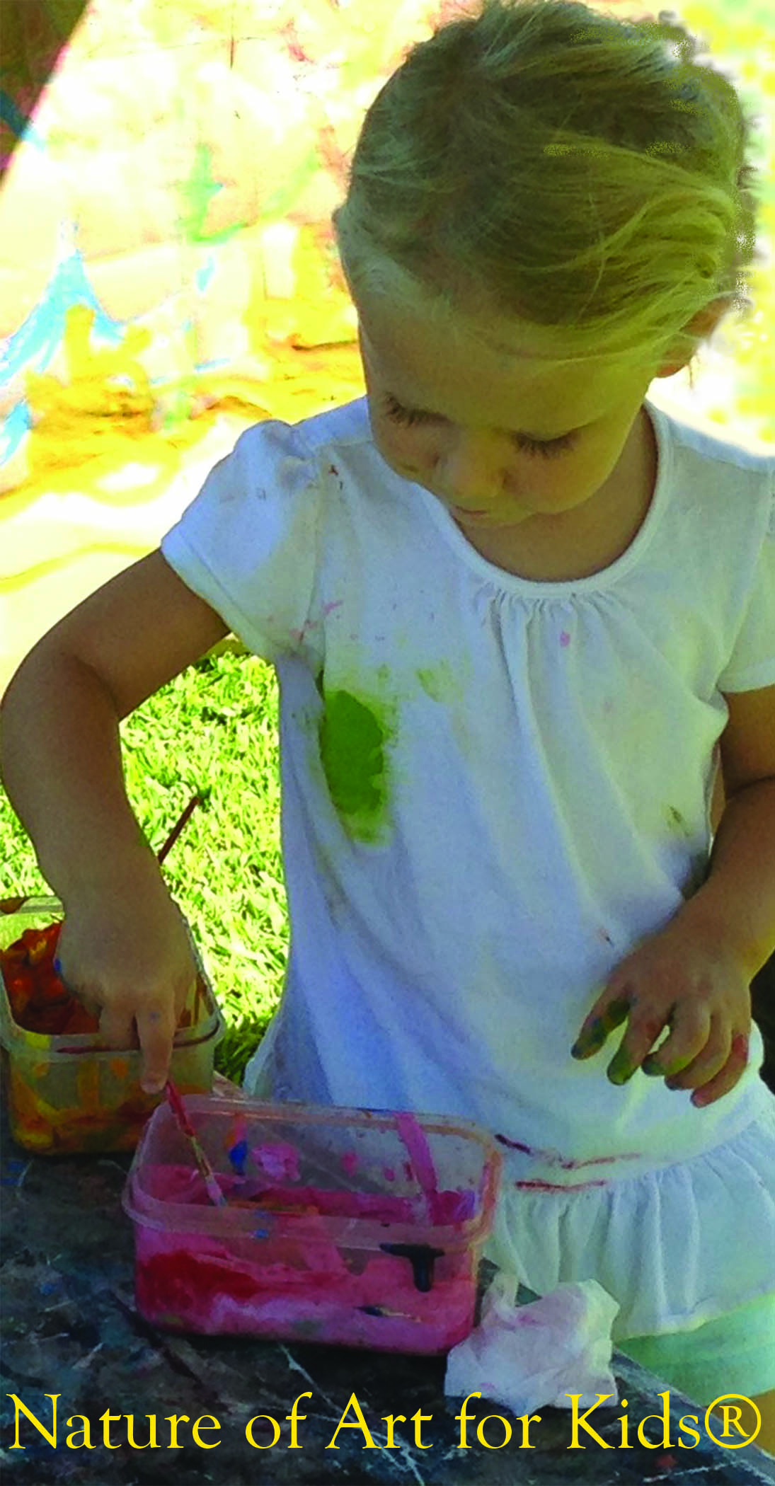 kids art smocks for messy painting projects. Black Bedroom Furniture Sets. Home Design Ideas