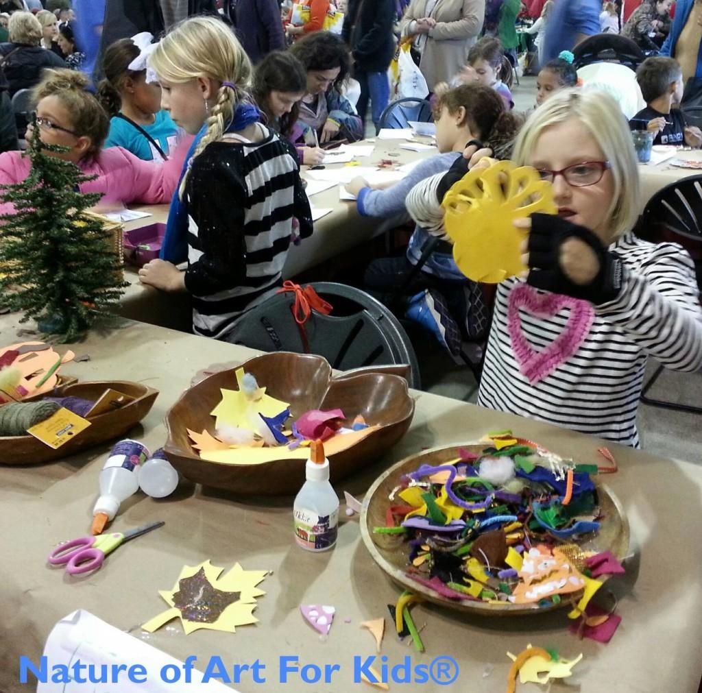 HARVEST FESTIVAL ART & CRAFT KIDS ZONE SPONSOR