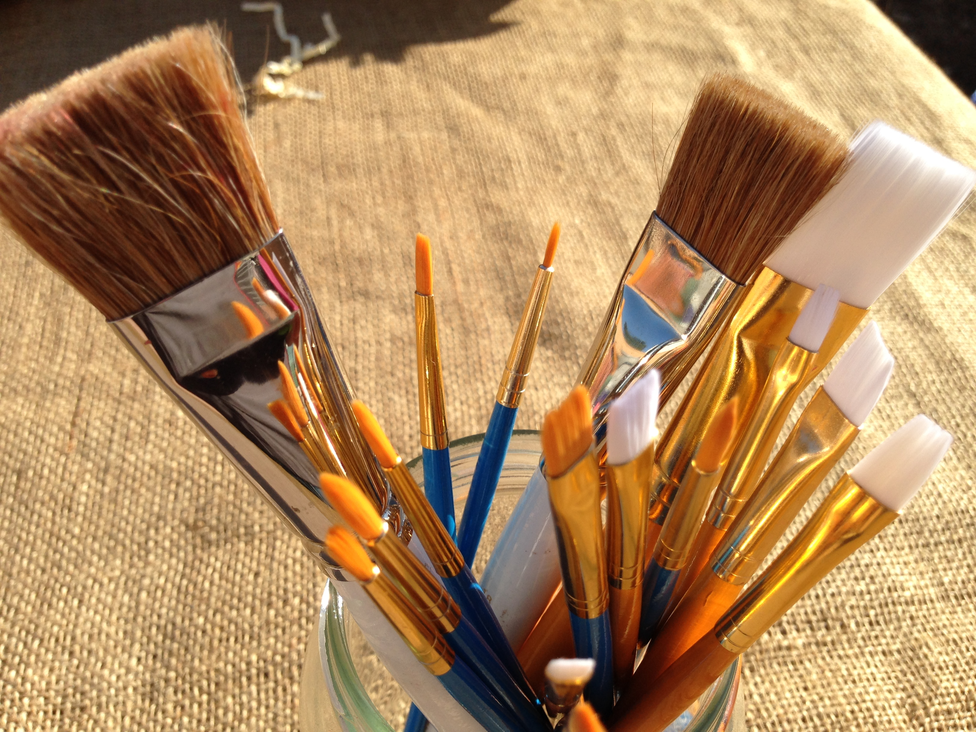 Painting Equipment Drawing Quality Paint Brushes Help
