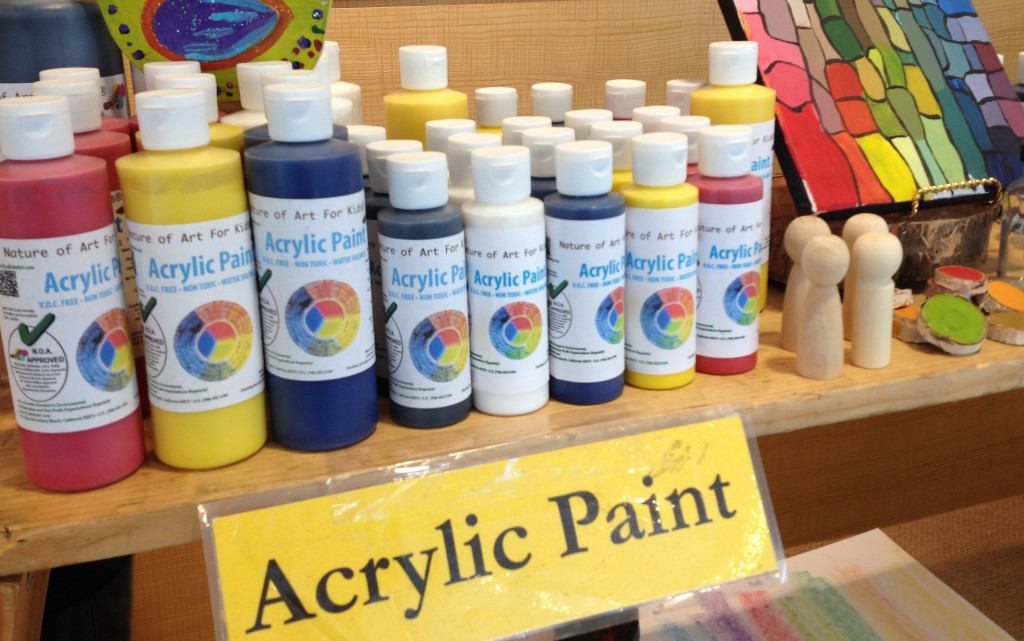 Safe Kids Paints Now Online Click Here