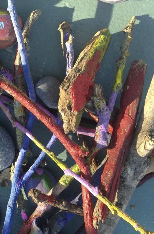 Art Projects Using Natural Materials