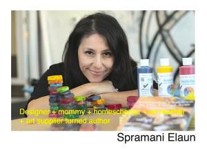Spramani Elaun's Art Story