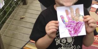 Kids Art Talk