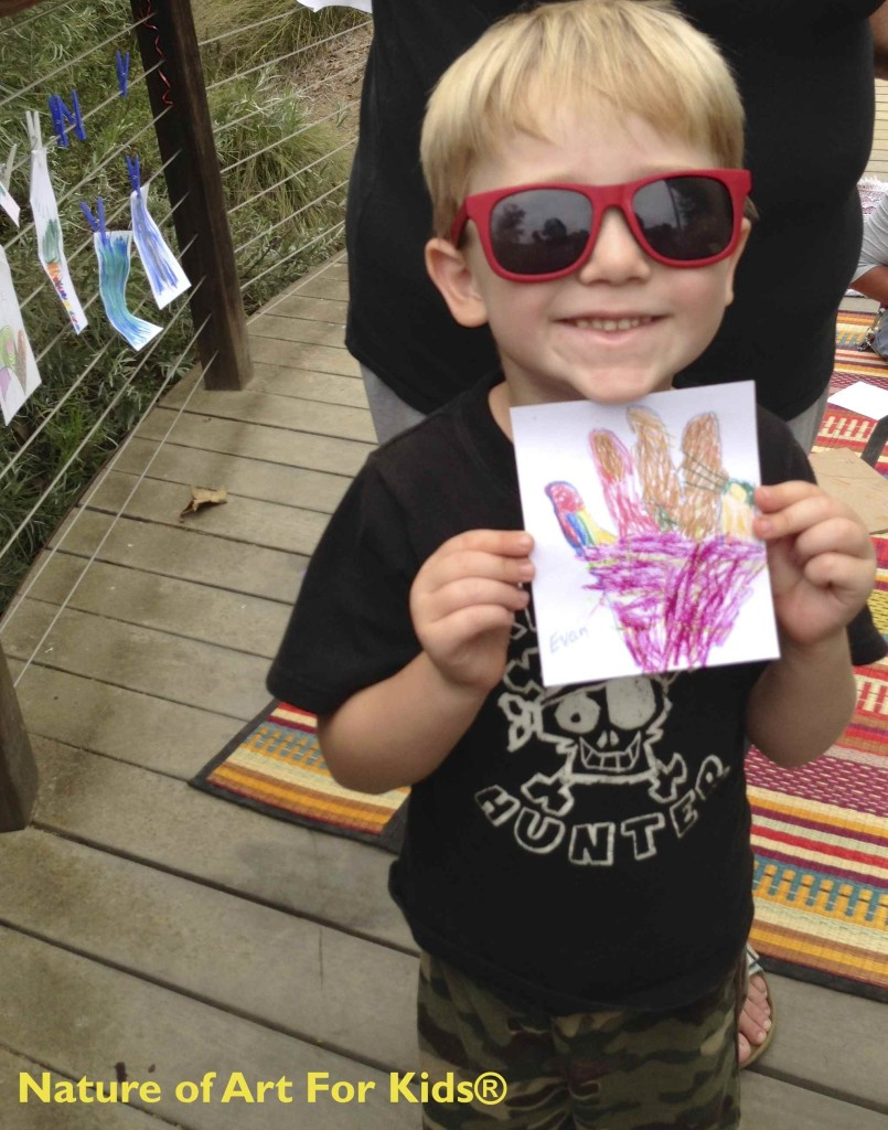 Earth Day Kids Art Company
