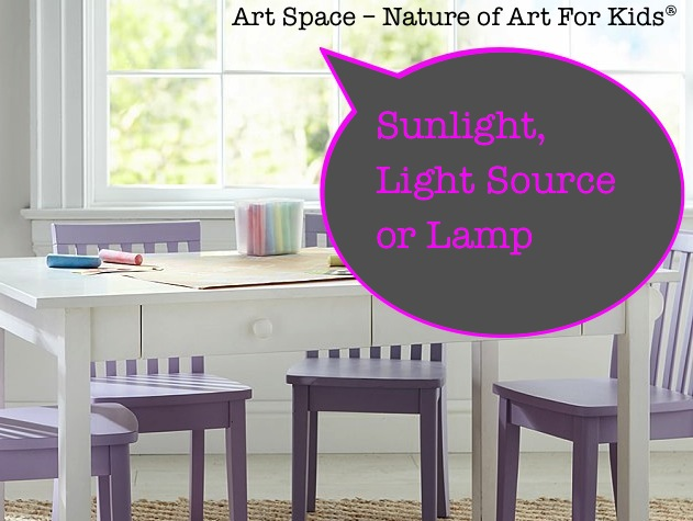 Kids Art Space At Home | Best Creative Tips | Part 1. Set Up For