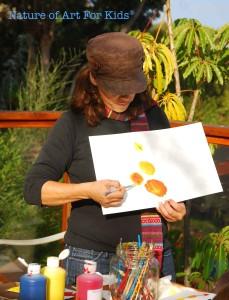 Art Teacher Training Program, Montessori Visual Art