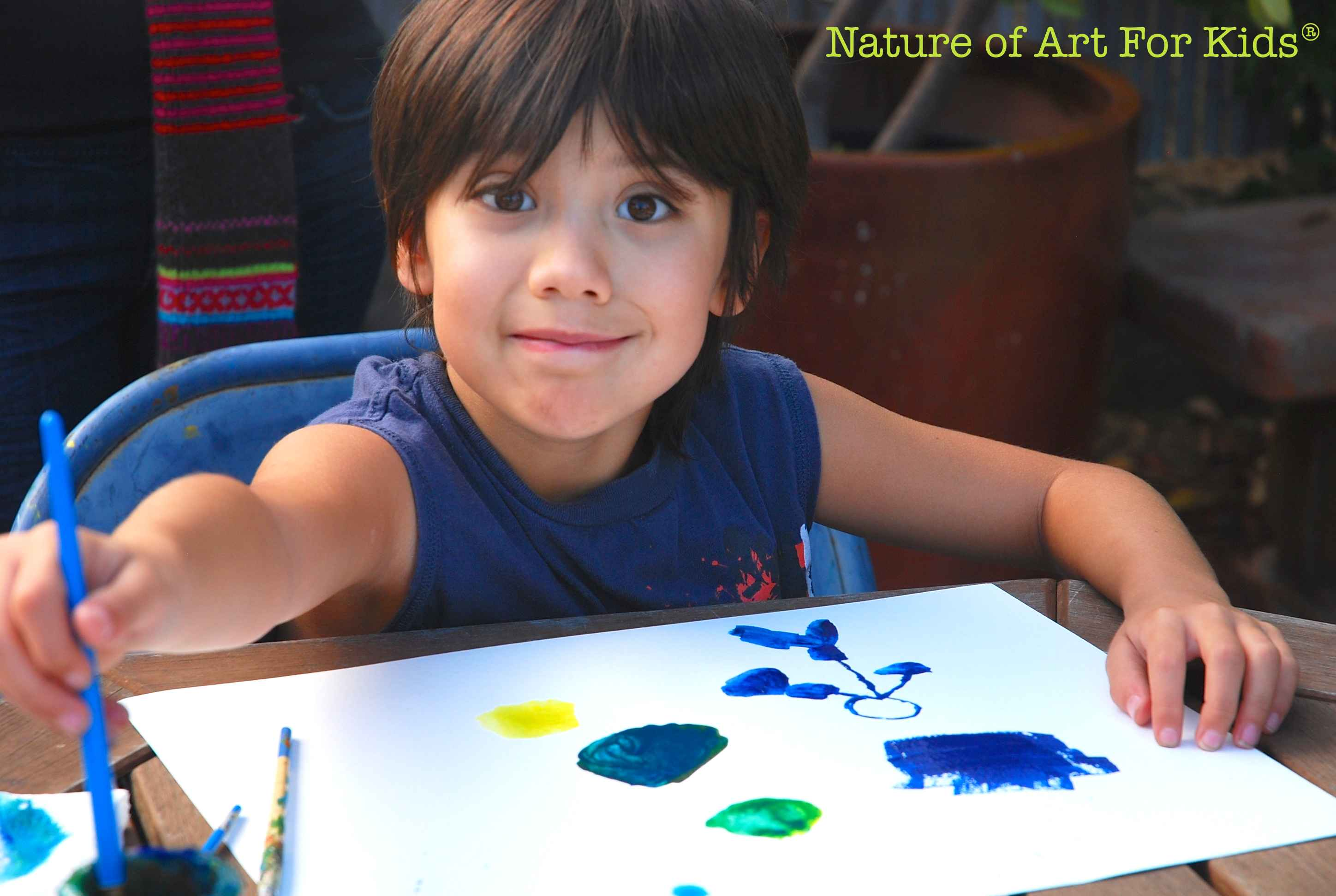 welcome to nature of art for kids and online store
