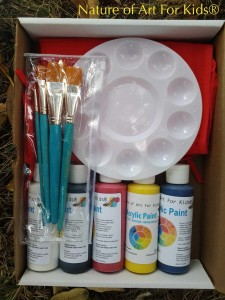 Long Sleeve Apron Drawing Painting Waterproof Smock Kids