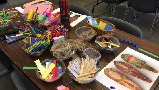 Basic Teacher Art Supply List For Crafts & Constructing