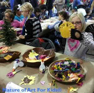 how to teach process art experiences for children, spramnai elaun