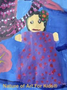 process art for children, and preschool