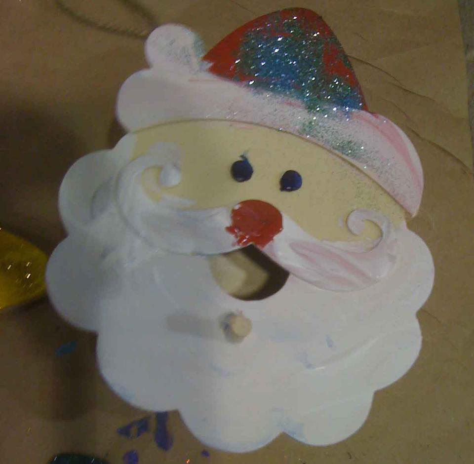 how to paint holiday christmas ornaments with kids acidity, teacher art, Spramani Elaun, nature of art, eco kids art