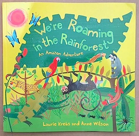 Kids Art Project | Rainforest | Oil Pastels, lesson