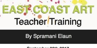 Visual Art Teacher Training | East Coast | Spramani
